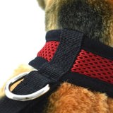 Breathable Nylon Mesh Dog Harness - Puppernaut Dog Supplies
