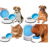Rapid Cooling Water Bowl - Puppernaut Dog Supplies