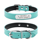Nylon Personalized Collars - Puppernaut Dog Supplies