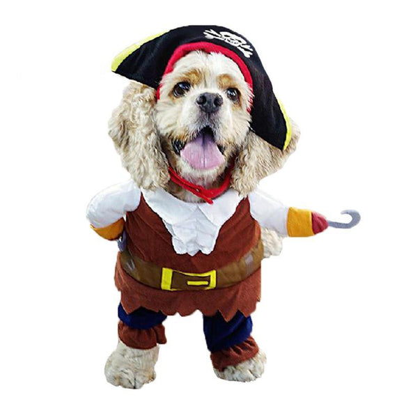 Pirate Dog - Puppernaut Dog Supplies