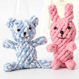 Rope Animals - Puppernaut Dog Products