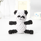 Rope Animals - Puppernaut Dog Supplies