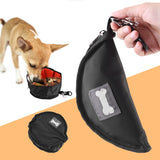 Collapsible Bowl - Puppernaut Dog Supplies