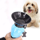 Water Bottle Bowl - Puppernaut Dog Supplies