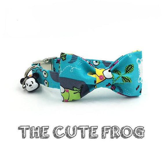 The Cute Frog - Puppernaut Dog Supplies