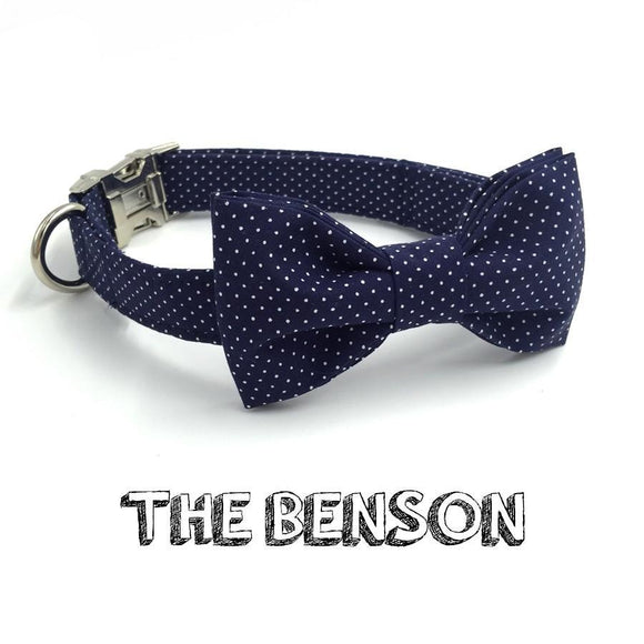 Benson Collar - Puppernaut Dog Supplies