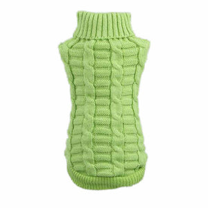Cotton Knit Jumper - Puppernaut Dog Supplies