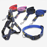 Dog Leash Harness Collar Set - Puppernaut Dog Products