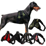 Camouflage Dog Harness - Puppernaut Dog Products