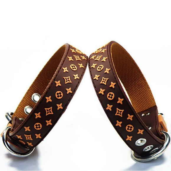Luxury Dog Collar - Puppernaut Dog Products