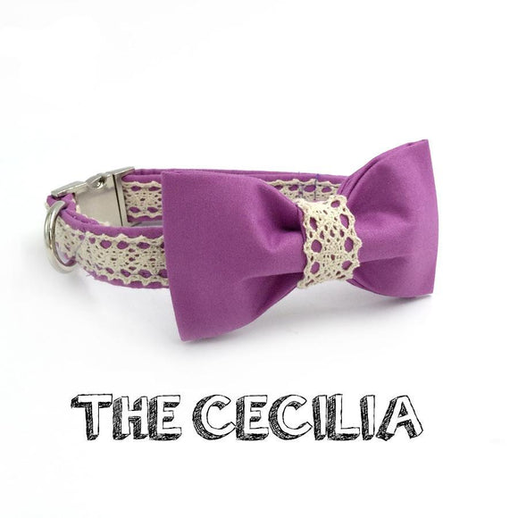 Cecilia Collar - Puppernaut Dog Products
