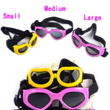 Perfect Fit Goggles For Dogs (and Cats too!) - Multiple Sizes - Puppernaut Dog Supplies