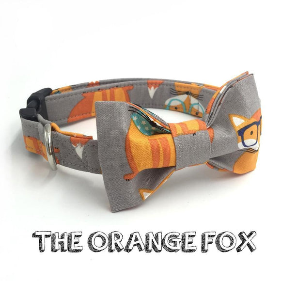 The Orange Fox - Puppernaut Dog Supplies