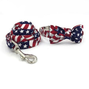 Stars and Stripes - Puppernaut Dog Supplies