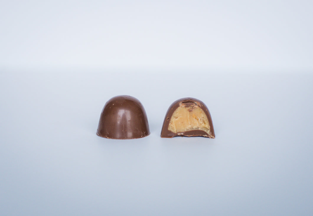Individual Peanut Butter Truffle