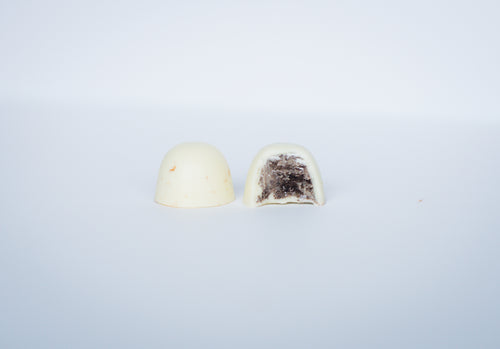 Individual Cookies and Cream Truffle