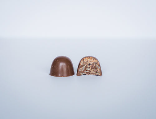 Individual Chocolate Crunch (Flocos) Truffle
