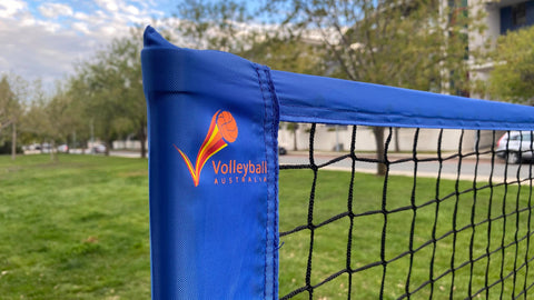 Portable Mini Volleyball Net