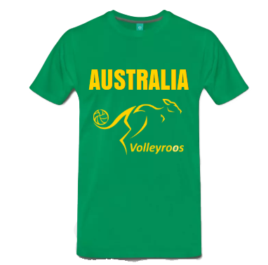 Volleyroos T-Shirt