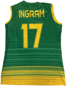 INGRAM - Zeus Playing Top