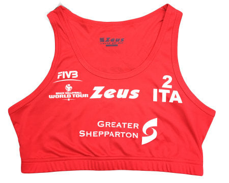 ITA - FIVB World Tour Crop Top