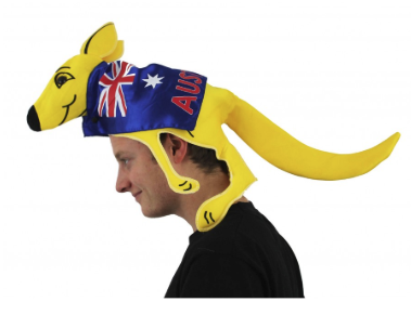 Kangaroo Novelty Hat