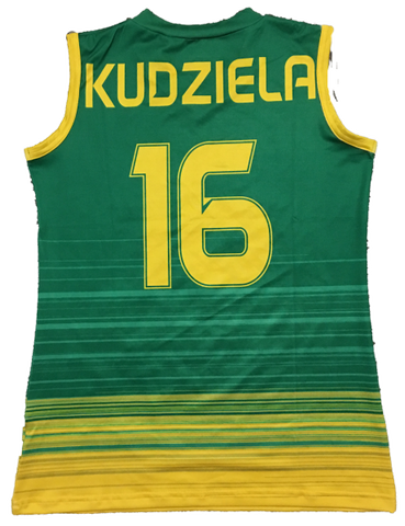 KUDZIELA - Zeus Playing Top