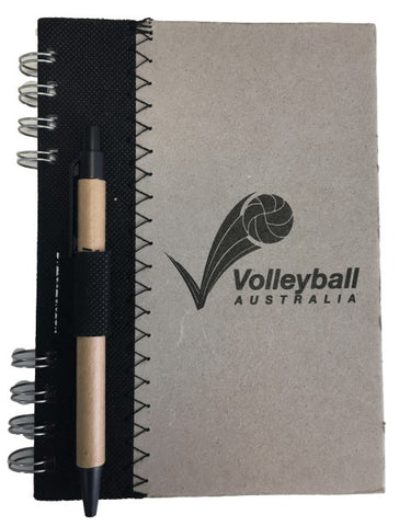 Volleyball Australia Notebook