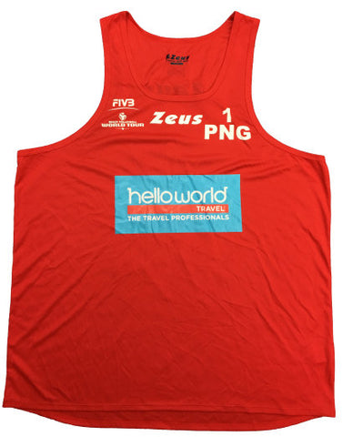 PNG - FIVB World Tour Singlet