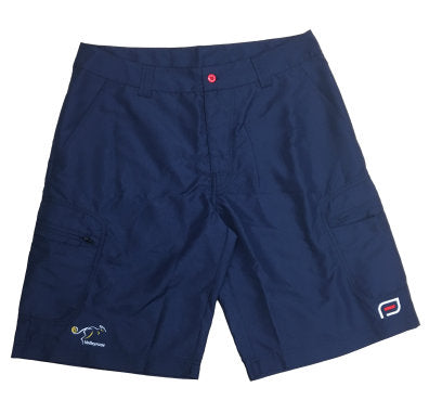 Volleyroos Navy Cargo Pants