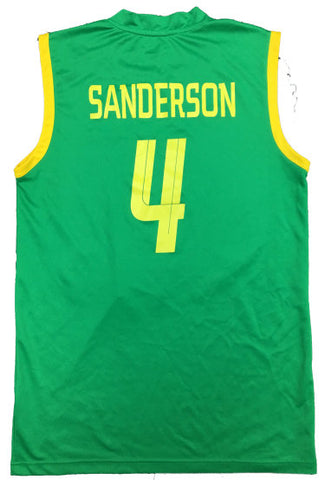 SANDERSON - Playing Top