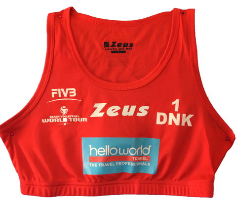 DNK - FIVB World Tour Crop Top