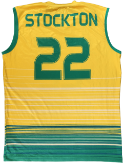 STOCKTON - Zeus Playing Top