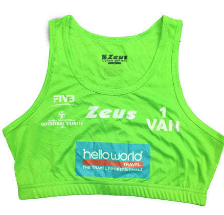 VAN - FIVB World Tour Crop Top