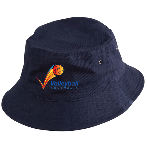 Volleyball Australia Bucket Hat