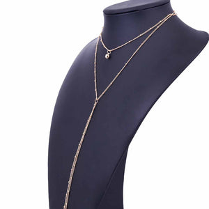 Kensey Delicate Layered Necklace