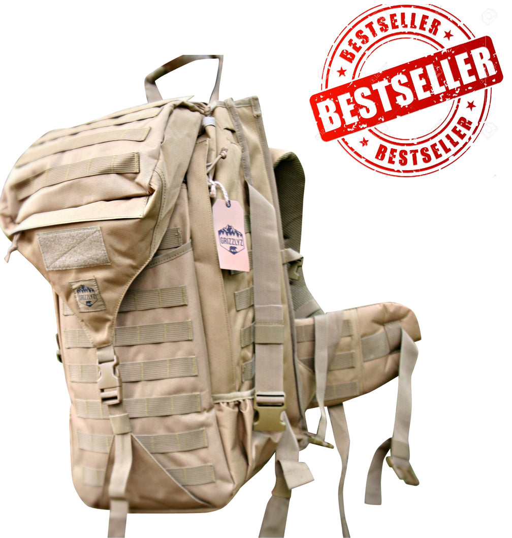 G-1000 Tactical Backpack Hunting Hiking Rifle Bag