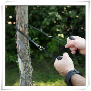 Portable Chain Saw Outdoor Camping Hiking Survival Chain Saw Pocket Saw