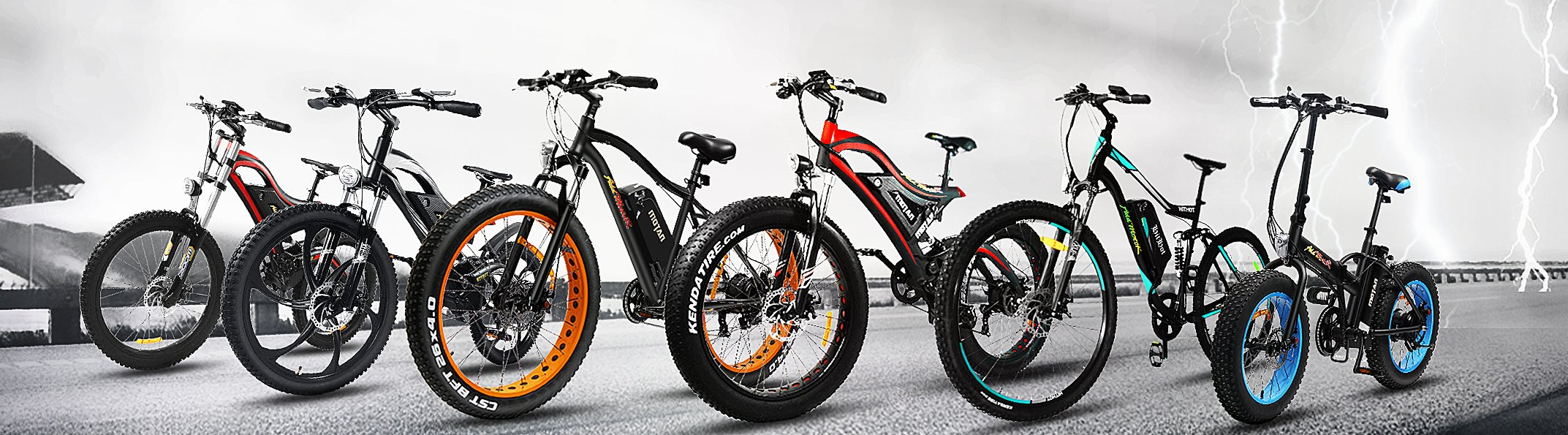 AddMotor Electric Bikes