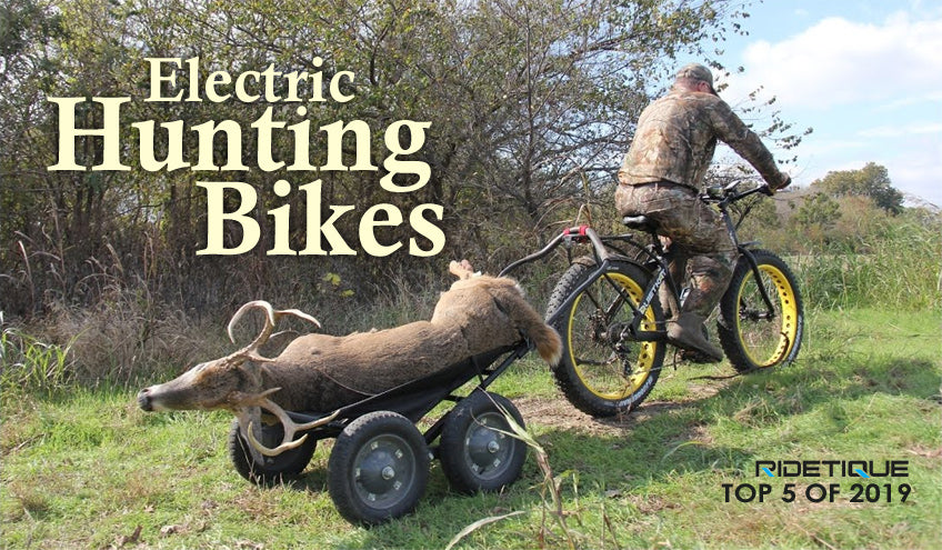 Best Electric Hunting Bikes of 2019