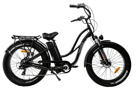 American Electric - 2021 STELLER Fat Tire Bike-Electric Bike-Ridetique