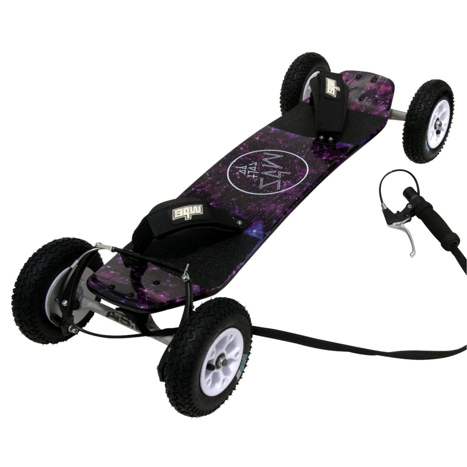 MBS Colt 90X Mountainboard - Constellation - Mountainboard Ridetique.com