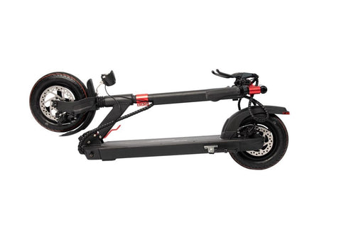 GreenBike Electric Motion - X3 Electric Scooter - Electric Scooter Ridetique.com