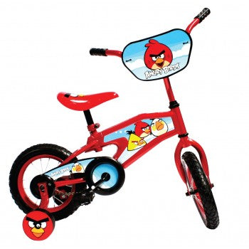 Street Flyers Angry Birds R12 Kids Bicycle - Kids Bicycle Ridetique.com