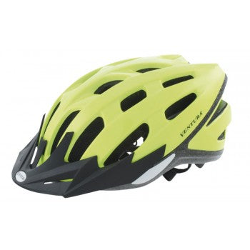 Ventura | Neon Safety Sport Helmet -  Ridetique.com