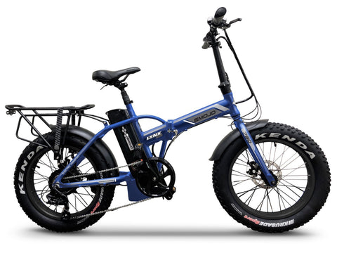 Emojo - LYNX PRO 750w 48v Folding Fat Tire