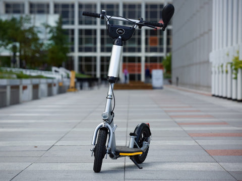 Glion - Balto Folding Lightweight Adult Electric Scooter