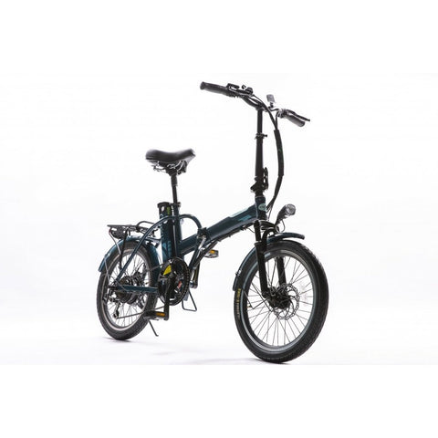GreenBike Electric Motion  - Classic HS 350w 36 v Folding Bike - Electric Bike Ridetique.com