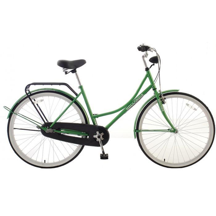 Hollandia Amsterdam F1 28 Dutch Cruiser Bicycle - Bicycle Ridetique.com