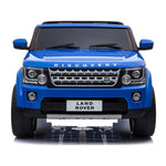 Mini Moto Land Rover Discovery 12v Black (2.4ghz RC) - Ride On Toys Ridetique.com